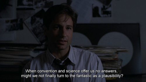 Quotes X Files New 14 Of Fox Mulder's Best Lines From 'the Xfiles'