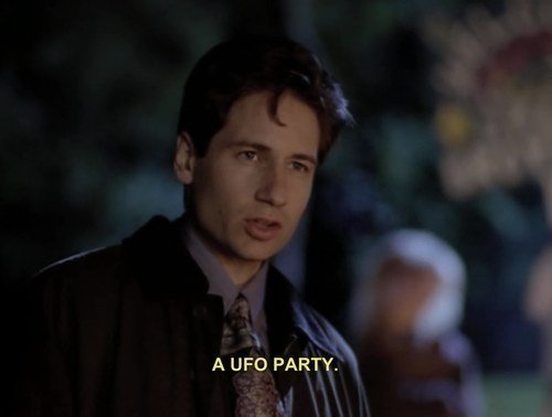 14 Of Fox Mulder's Best Lines From 'The X-Files'