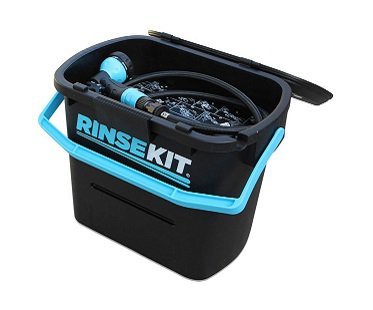 portable shower kit sprayer