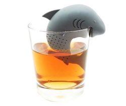 shark bite tea infuser