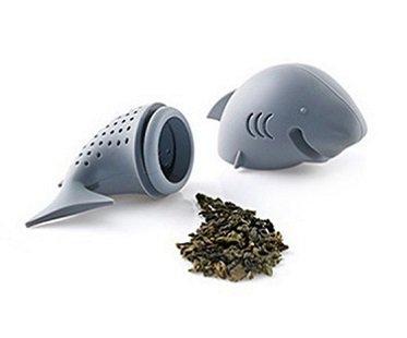 shark bite tea infuser loose leaf