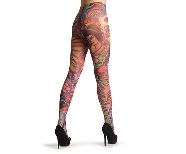 tattoo tights back#