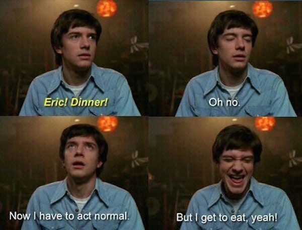 13 Images To Remind You How Good That 70s Show Was Part 2
