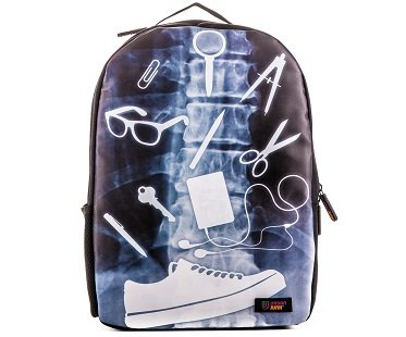 x-ray backpack bag
