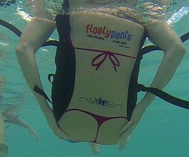 Bikini Print Floatation Pants