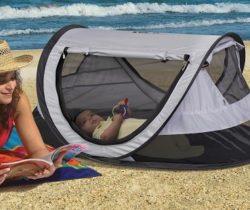 Children's Travel Tent Bed