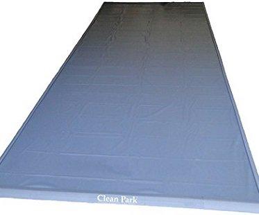 Clean Park Garage Mat sheet