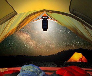 Collapsible Solar Lantern
