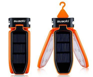 Collapsible Solar Lantern torch