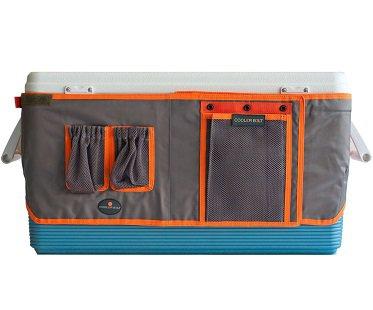 Cool Box Organizer Belt grey
