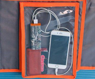 Cool Box Organizer Belt phone