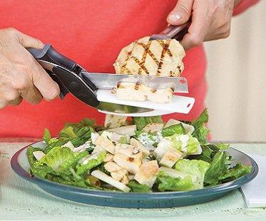 Food Cutting Scissors clever cutter