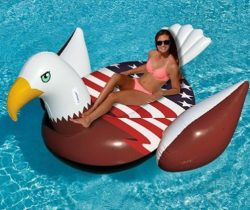 Giant Inflatable Bald Eagle