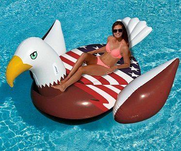 Giant Inflatable Bald Eagle