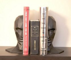Head And Brain Bookends