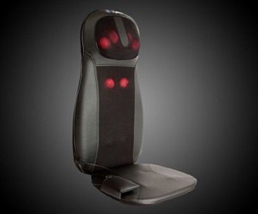 Heated Back Massager Cushion