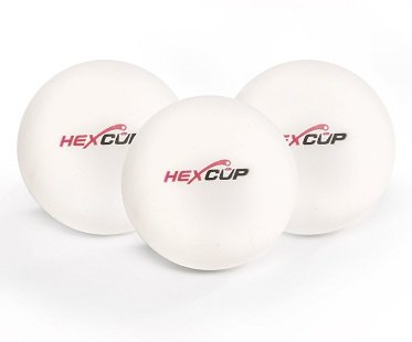 Hexagon Cup Beer Pong Set balls