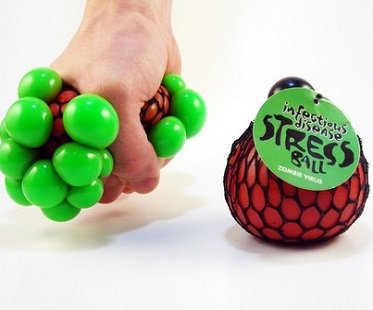 Infectious Disease Stress Ball virus