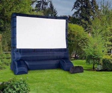 Inflatable Movie Screen cinema home