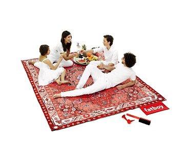 Oriental Rug Picnic Blanket fatboy