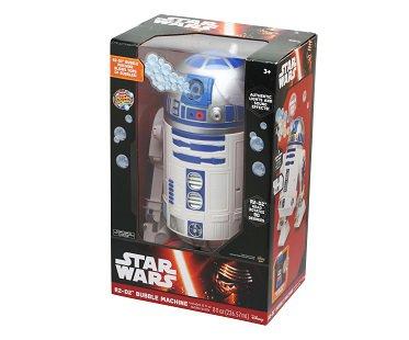 R2-D2 Bubble Machine box