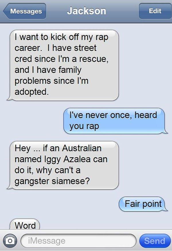 Rap Career