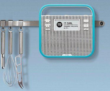 Smart Portable Speaker