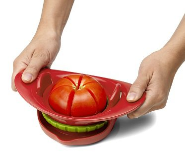 Tomato Slicer And Wedger tool