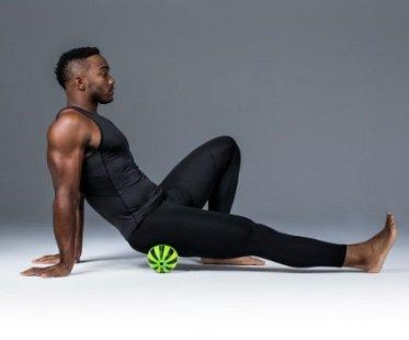 Vibrating Massage Ball muscles
