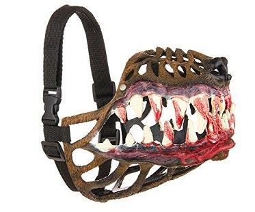Werewolf Dog Muzzle pet