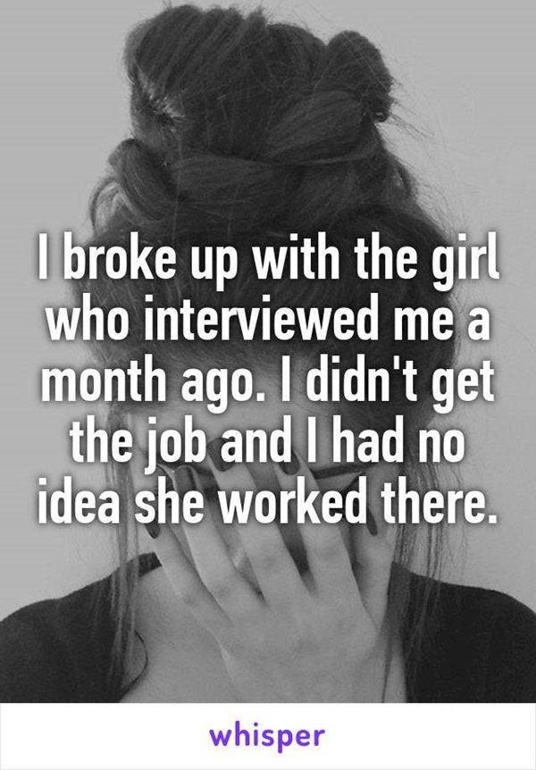 awkward-job-interviews-break-up