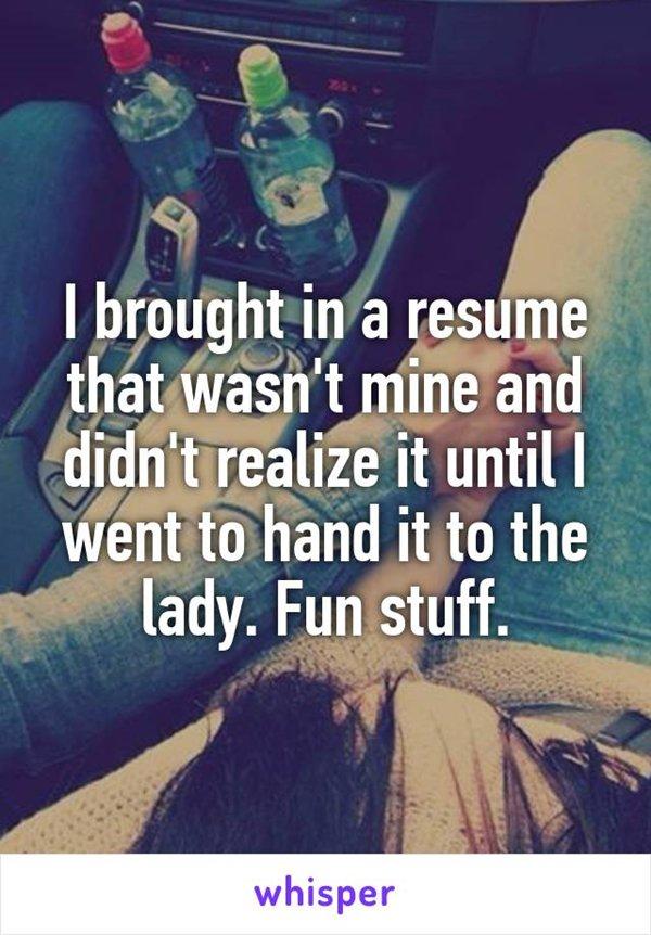awkward-job-interviews-resume