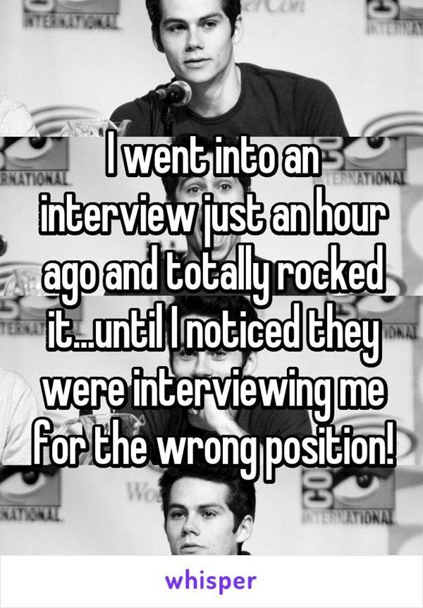 awkward-job-interviews-wrong-position