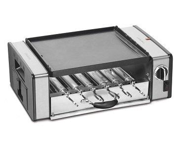 compact grill machine