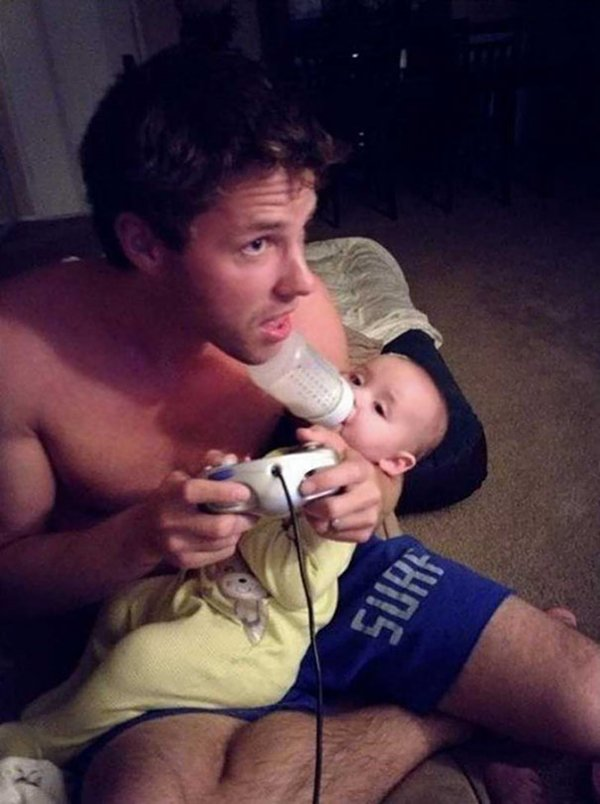 dads-parenting-gaming