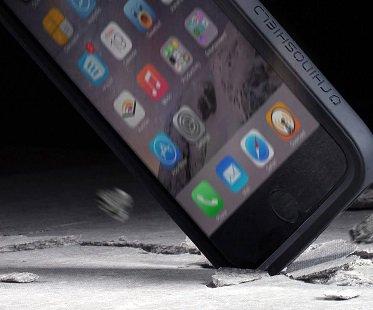 iPhone 6s Bumper Case crash