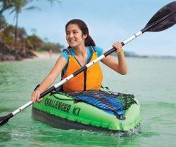 inflatable kayak set