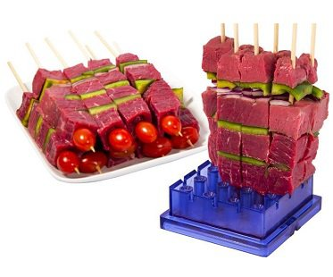 kebab maker skewers