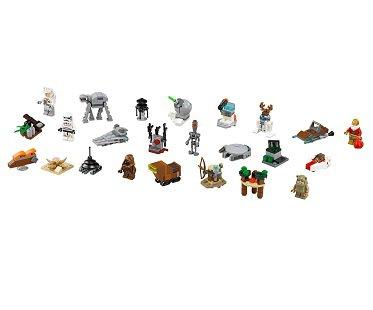 lego star wars advent calander toys