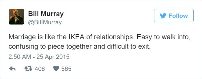marriage-tweets-bill-murray