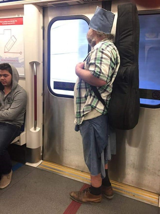 public-transport-crazies-jeans-hat