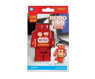 robot usb hub pack