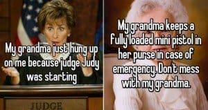 savage grandmas