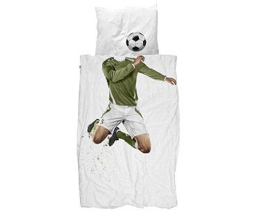 soccer player bedding set duvet