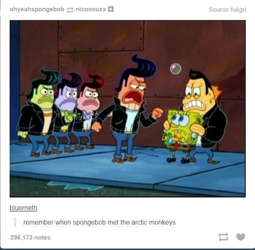 spongebob-arctic-monkeys