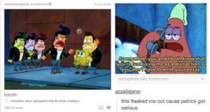 spongebob part two