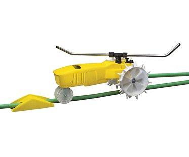 traveling head sprinkler system