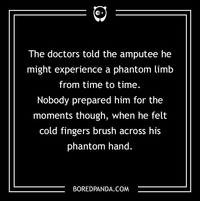 two-sentence-horror-stories-phantom-limb