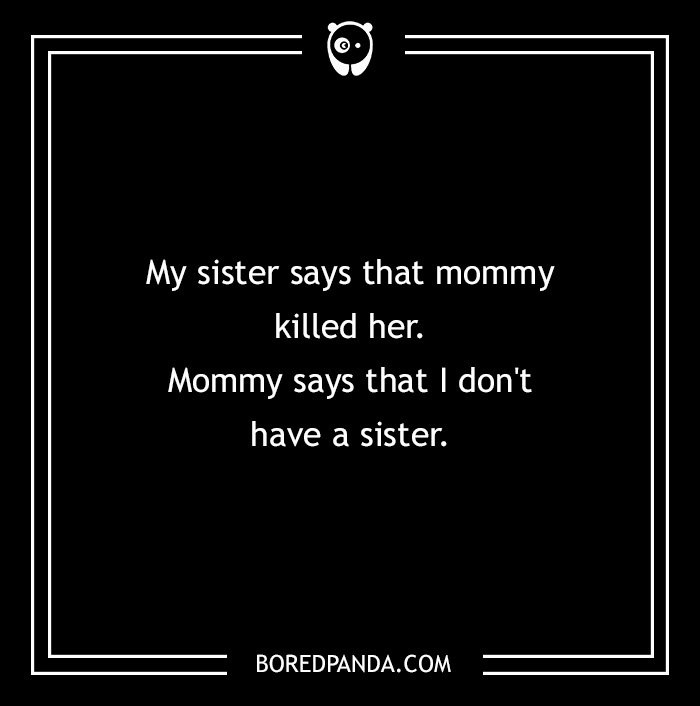 two-sentence-horror-stories-sister