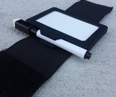 wearable whiteboard dry erase